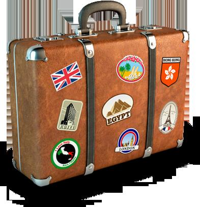 home dave hefner international exchange fund Vintage Girls Traveler Cliparts vintage luggage stickers clipart